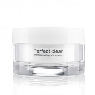 фото - Perfect Clear Powder (Базовый акрил прозрачный) 40 гр., Kodi