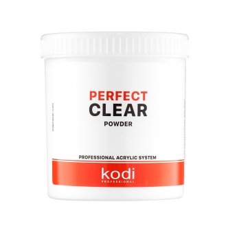 фото - Perfect Clear Powder (Базовый акрил прозрачный) 500гр., Kodi