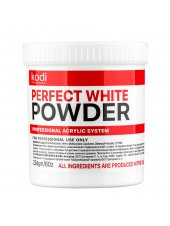 Perfect White Powder (Базовый акрил белый) 224 гр., Kodi