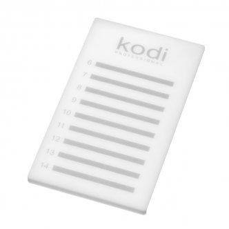 фото - Планшет для ресниц (пластик), Kodi