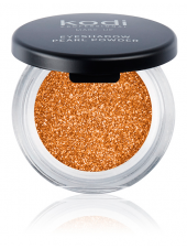 Eyeshadow Diamond Pearl Powder 04 Gold desert (тени для век с шиммером, цвет:Gold desert), 2г, Kodi
