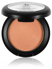 Powder Blush PESIMMON Kodi Professional Make-up (румяна компактные, цвет: Persimmon), 7г, Kodi