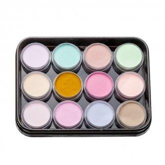 фото - Набор цветных акрилов L3 (12 шт), Kodi