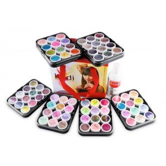 фото - Набор цветных акрилов в чемодане, Kodi
