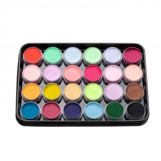 Набор цветных акрилов L1 (24 шт), Kodi