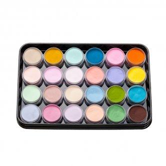 фото - Набор цветных акрилов L2 (24 шт), Kodi