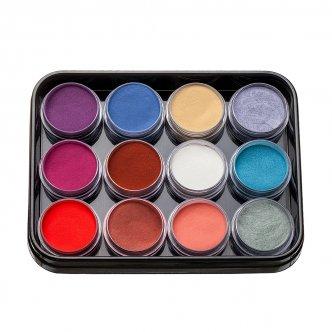 Набор цветных акрилов L6 (12 шт), Kodi