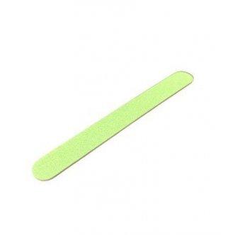 фото - Пилка мини (деревянная основа) 120/120, цвет зелёный (50шт/уп). , Kodi