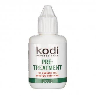 фото - Обезжириватель для ресниц (Pre-treatment )15 g , Kodi