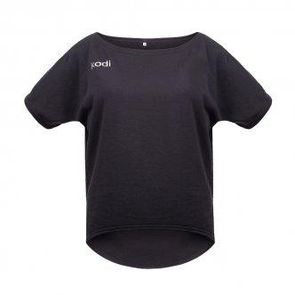 фото - Футболка свободная утепленная с лого Kodi professional (цвет темно-серый, размер M), Kodi