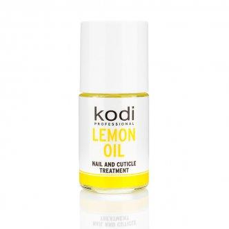фото - Масло для кутикулы «Лимон« 15 мл., Kodi