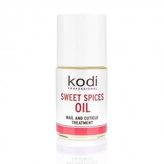 фото - Масло для кутикулы «Sweet spices» 15 мл., Kodi