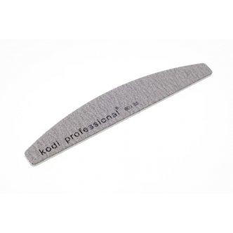 фото - Пилка для ногтей Half Grey 80/80, Kodi