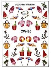 Слайдер-дизайн CW-85, Kodi