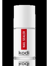 Nail Sealer ТС (Верхнее покрытие для акриловых ногтей с ультрафиолетом) 15 мл., Kodi