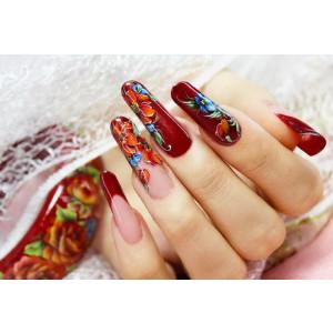 Кисти для росписи ногтей: критерии выбора и особенности в работе