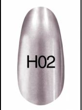 Лак Hollywood 8ml  H02 ( серебро), Kodi