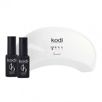 Акционный набор «BaseBox» для покрытия ногтей гель-лаком Kodi (-25%)
