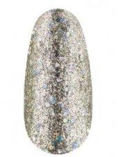 Гель лак № 20 SH (Холодное золото с голографиком), 12мл, Kodi
