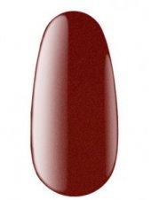Гель лак № 10 WN (Бордовый с шиммером, стекло), 12мл, Kodi