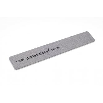фото - Пилка «Прямоугольник » Grey 180/100, Kodi