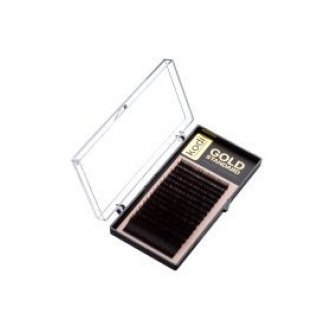фото - Ресницы B 0.07 (16 рядов: 9 мм) Gold Standart, Kodi