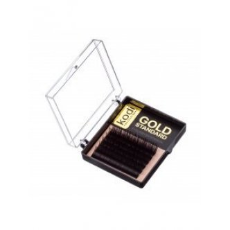 фото - Ресницы C 0.10 (6 рядов: 7 мм) Gold Standart, Kodi