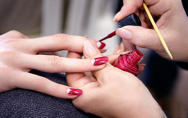 Как наносить термо гель-лак на ногти