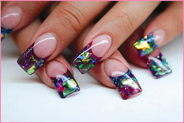 фото - Варианты дизайна ногтей