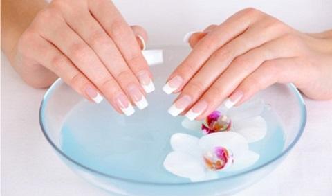 изображения укрепленных ногтей