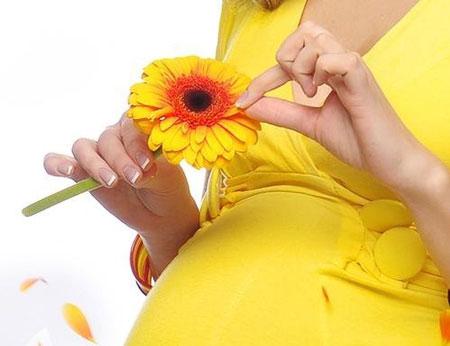 Беременность и маникюр гель лаком