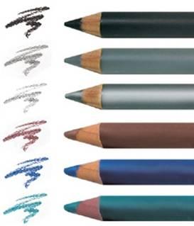 Карандашные линии различных оттенков
