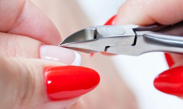 фото кусачек для ногтевых пластин