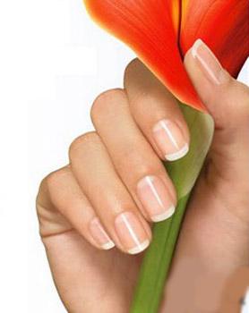 Укрепление ногтей в домашних условиях акрилом