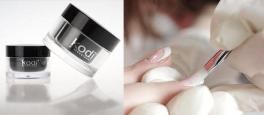 фото - Укрепление ногтей биогелем
